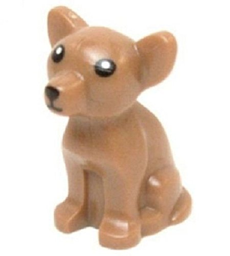 LEGO Miniature Chihuahua Dog for Friends Figures from LEGO