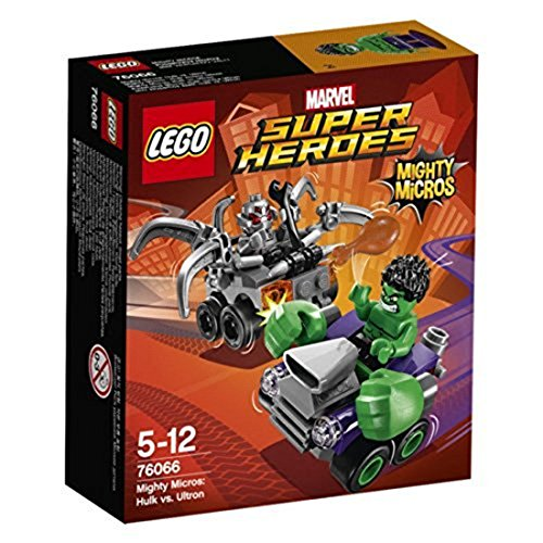LEGO Super Heroes 76066: Mighty Micros: Hulk vs. Ultron from LEGO