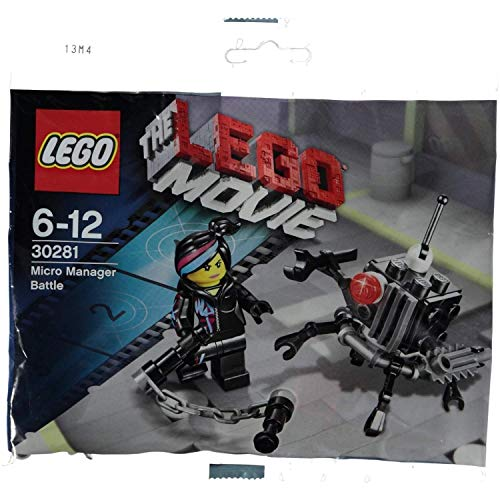 LEGO The Movie Micro Manager Battle Polybag Set 30281 (Bagged) from LEGO