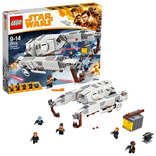 LEGO UK 75219 Imperial AT-Hauler Star Wars from LEGO