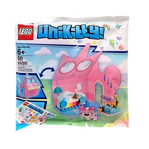 LEGO Unikitty Castle Room Promo Polybag Set 5005239 (Bagged) from LEGO