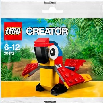 LEGO Creator Parrot polybag set - 30472 from LEGO