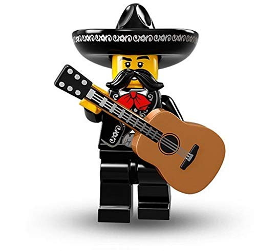 Lego Minifigures Series 16 - MARIACHI PLAYER Minifigure - (Bagged) 71013 from LEGO