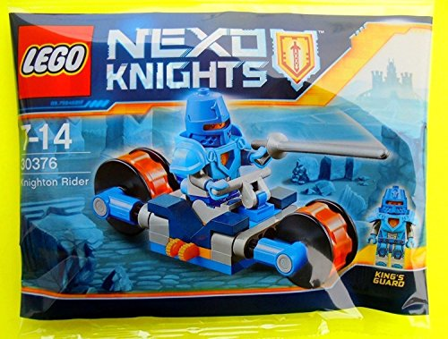 Lego Nexus Knights Knighton Rider polybag 30376 from LEGO
