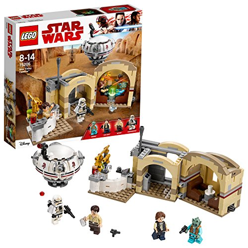 "LEGO 75205"" Mos Eisley Cantina Star Wars Building Set from LEGO"