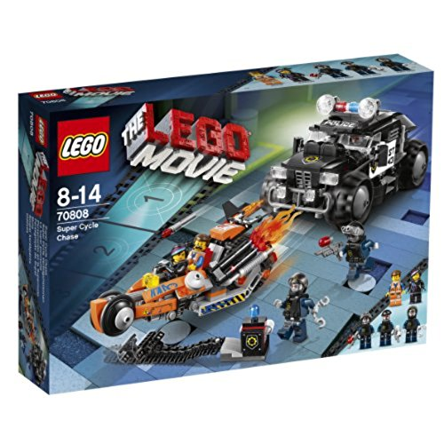 LEGO The Movie 70808: Super Cycle Chase from LEGO