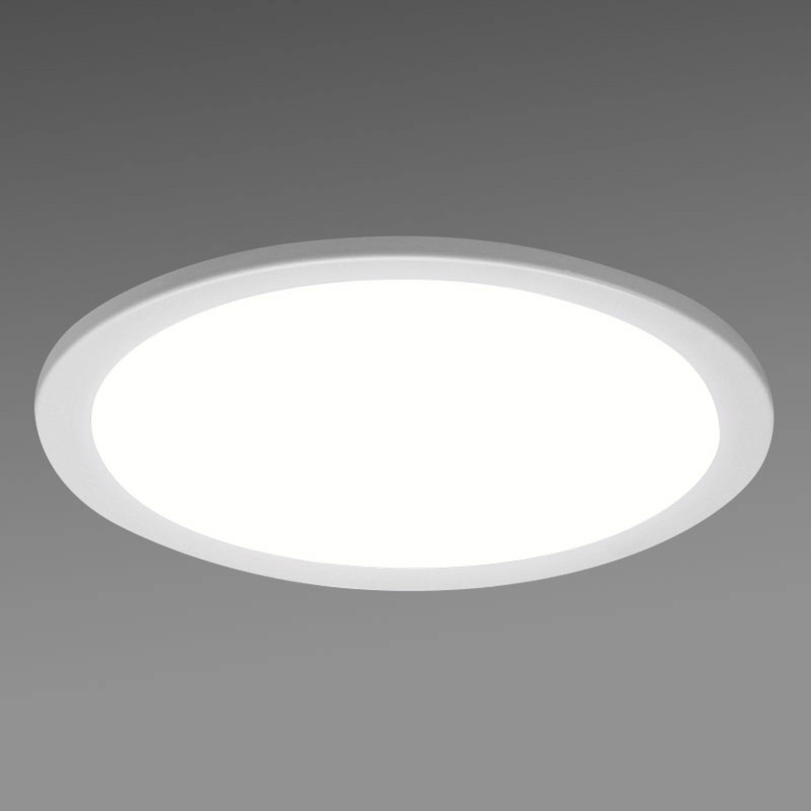 Round LED recessed downlight SBLG, 4,000 K from Lenneper