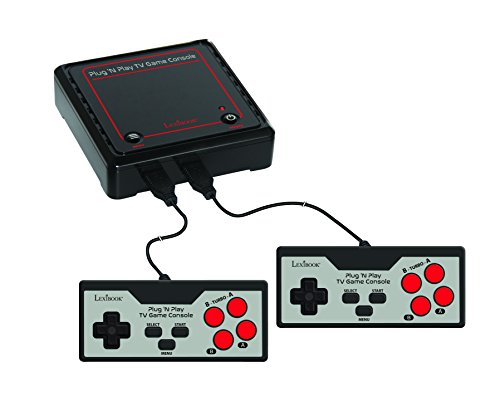 Lexibook JG7800 300-in-1 Retro TV Console Game from LEXIBOOK