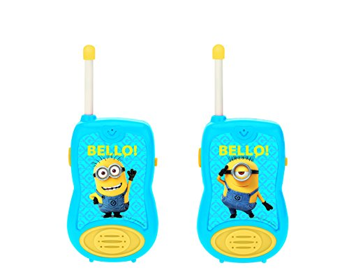 LEXIBOOK TW12DES Universal Despicable Me Walkie Talkie from LEXIBOOK