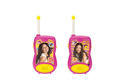 LEXIBOOK TW12SL Disney Soy Luna Walkie Talkie from LEXIBOOK