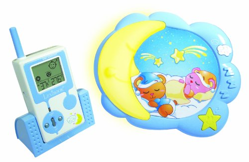 Musical Baby Soother and Monitor from LEXIBOOK