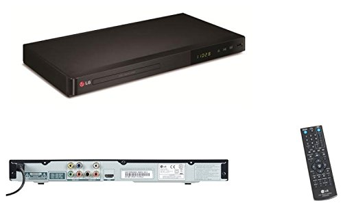 LG DP542H HDMI/MULTIREGION DVD Player 1080p HD Upscaling DivX Support USB Playback - PAL & NTSC Free All Regions 0 1 2 3 4 5 6 Supports CD Audio, DivX playback, CD-R / CD-RW, DVD-R / DVD-RW, DVD+R / DVD+RW, DVD Video, MP3 and JPEG Includes high quality HDMI Lead from LG Electronics