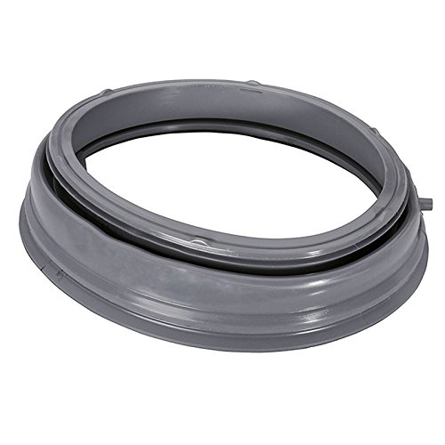 Genuine Replacement Rubber Door Gasket Seal for LG F1222TD, F1422TD, F1456QD, WM12397TD, WM14396TD Washing Machines - 4986ER1005C from LG Electronics
