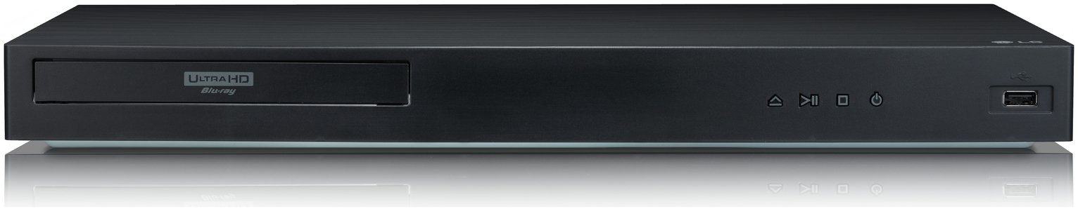 LG UBK90 4K Ultra HD HDR Dolby Vision Blu-ray Player from LG