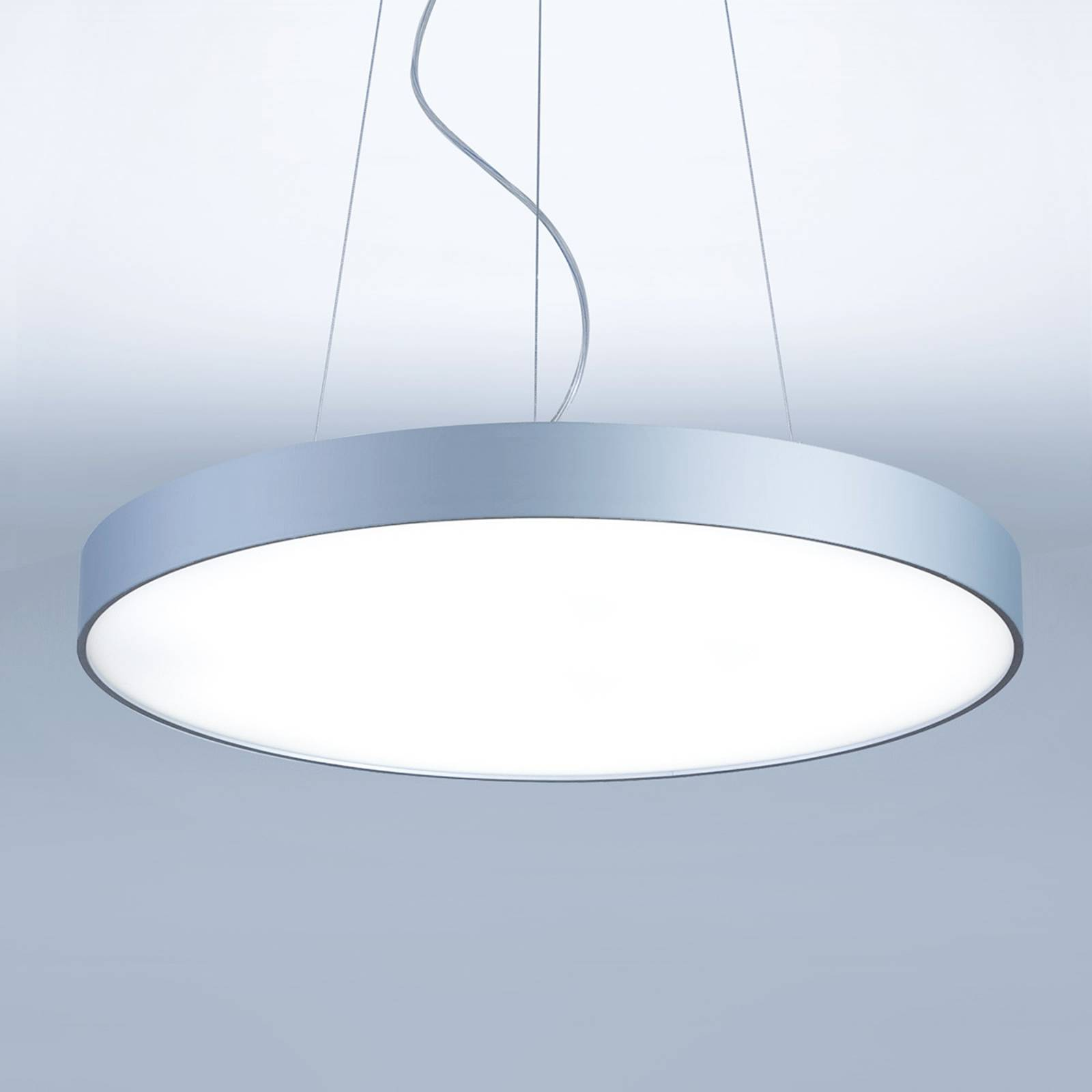 Basic-P1 round LED hanging light - 50 cm from LIGHTNET