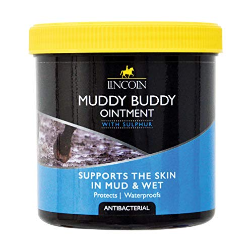 Lincoln Muddy Buddy Ointment Antibacterial Waterproof Mud Barrier 500G from LINCOLN