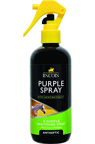 LINCOLN Unisex's Trigger Spray for Easy Application, Purple, 250ml from LINCOLN