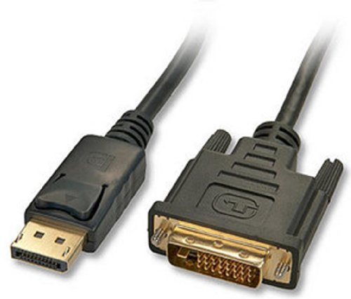 LINDY 1m DisplayPort to DVI-D Cable from LINDY