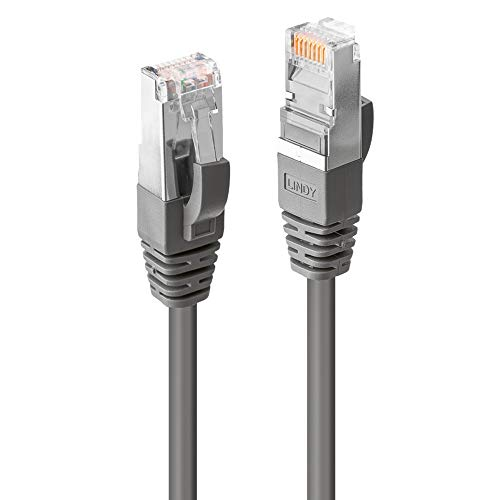 LINDY 2m CROMO® CAT6 S/FTP Network Patch Cable, Anthracite from LINDY