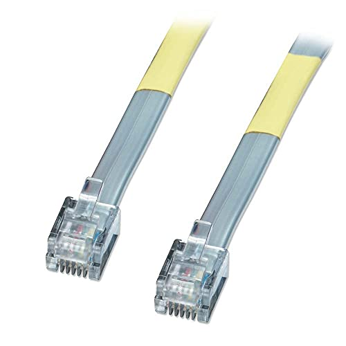 LINDY 6 Way RJ-12 Cable 10m from LINDY