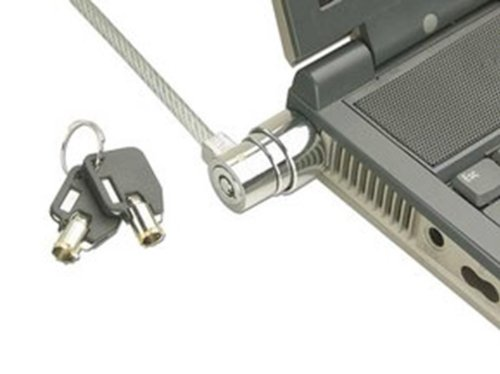 LINDY Notebook Security Cable Barrel Key Lock from LINDY