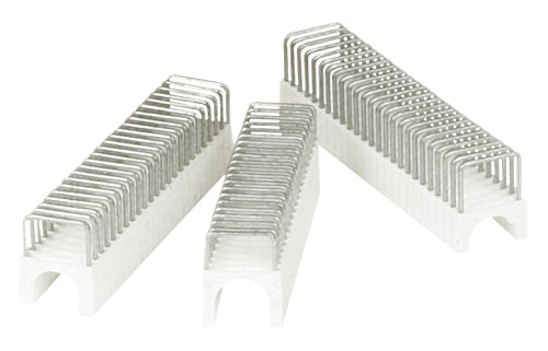 LINDY 43087 Cable Staples: Compatible With 11.5-12.5mm Round Cable from LINDY