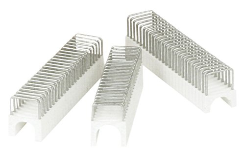 LINDY 43086 Cable Staples: Compatible with 9.5-11mm Round Cable from LINDY