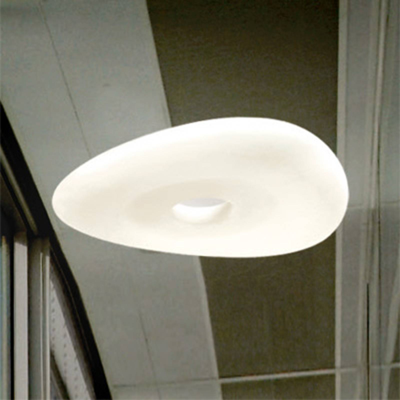 Mr. Magoo asymmetrical ceiling light from Linea Light