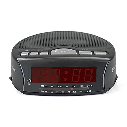 Lloytron J2006BK Daybreak Alarm Clock Radio from LLOYTRON