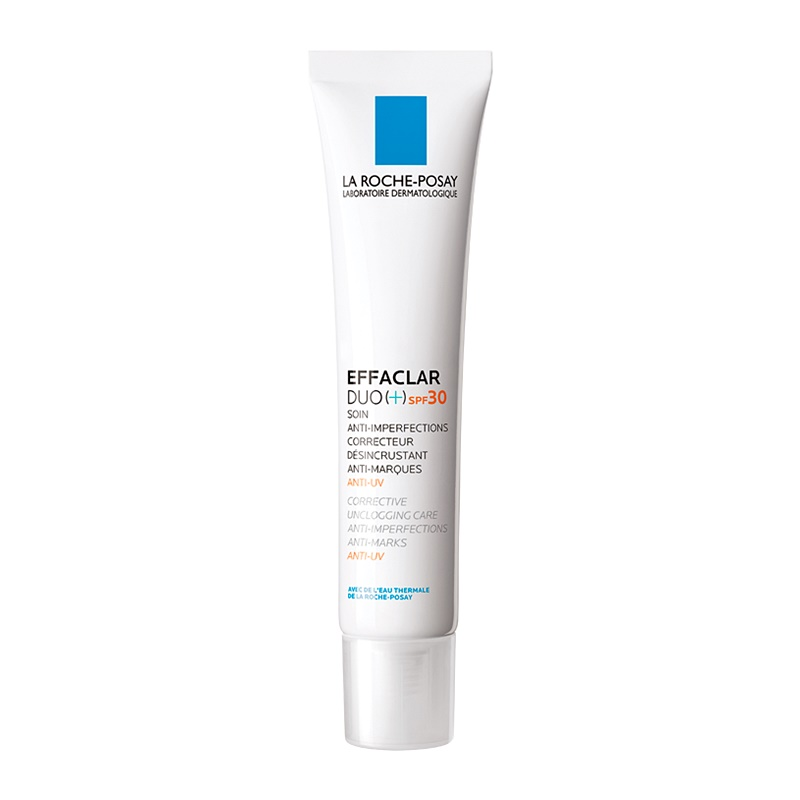 La Roche-Posay Effaclar DUO (+) Corrective Treatment for Imperfection and Acne Marks SPF 30 Duo [+]  40 ml from La Roche-Posay