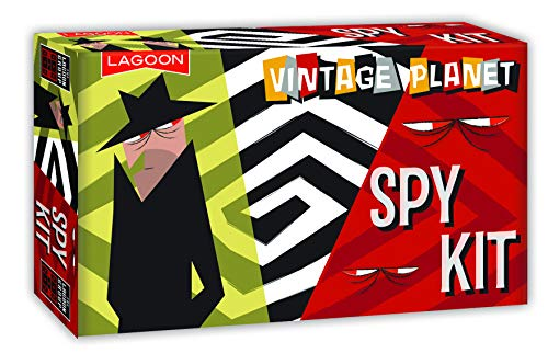 Lagoon Group The 6416 Spy Kit from Lagoon Group