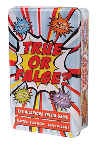 Lagoon True or False? Game from Lagoon Group