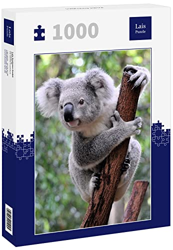 Lais Jigsaw Puzzle Koala 1000 Pieces from Lais Puzzle