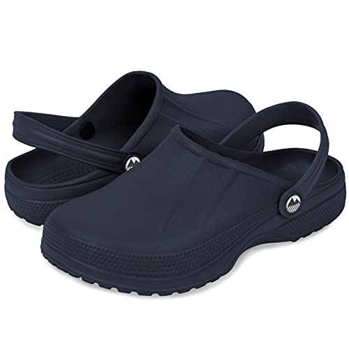 Lakeland Active Allonby Garden Clogs Oxford Blue (EU 36,3 UK) from Lakeland Active