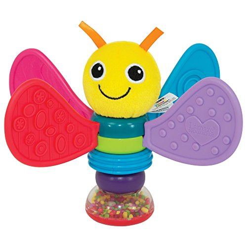 Lamaze Freddie the Firefly Rattle Baby Toy from Lamaze