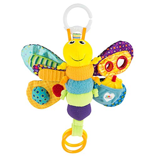 Lamaze Freddie the Firefly Clip On Pram and Pushchair Baby Toy from Lamaze
