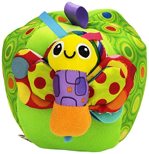 Lamaze Hide Inside Butterfly (Green) from Lamaze