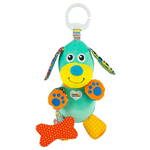 Lamaze Pupsqueak Clip On Pram and Pushchair Baby Toy from Lamaze