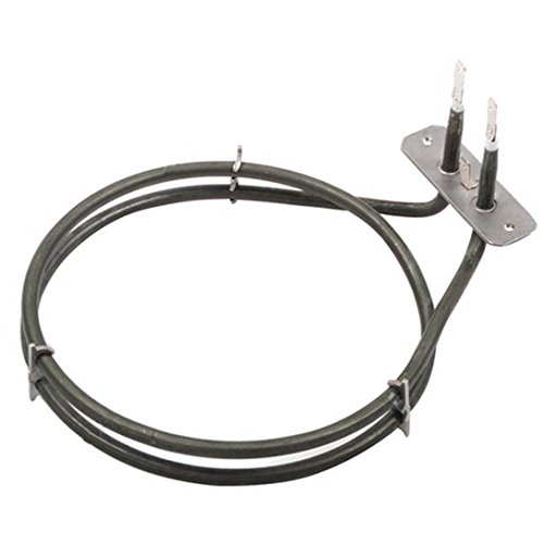 Lamona LAM4401 Genuine 2 Turn Fan Oven Cooker Heater Element (1600W) from Lamona