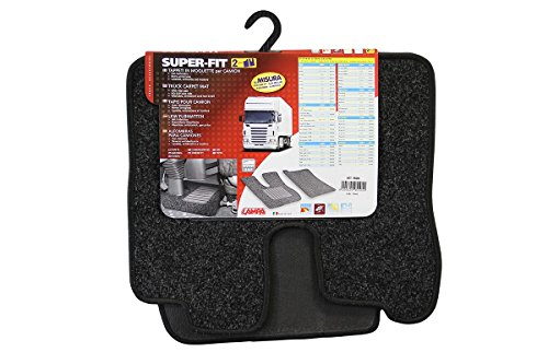 Lampa truck floor mats Set Of 2 MAN TGA/TGX/TGM/TGL from Lampa