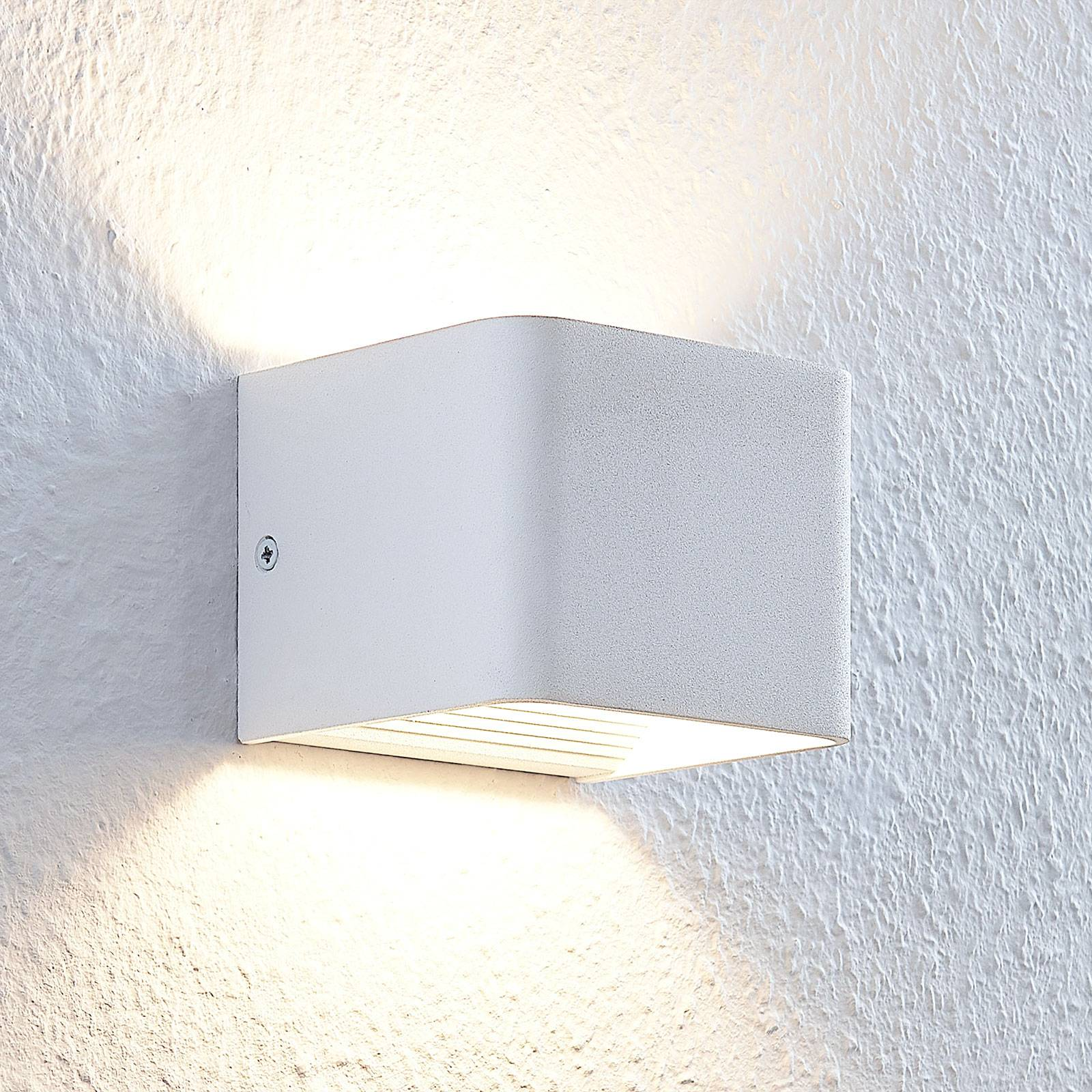 Lonisa - LED wall light with cosy lighting from Lindby