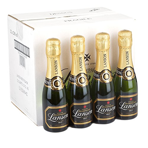 Lanson Black Lable Brut Champagne NV 20 cl (Case of 12) from Lanson Champagne