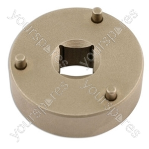 Brake Piston Rewind Adaptor - 3 Pin from Laser