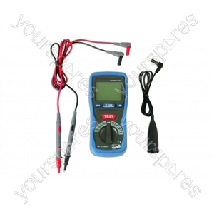 High Voltage Insulation Tester CAT111 from Laser