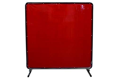 Laser 7321 Welding Screen/Curtain 1.74 x 1.74m, 1.74 x 1.74 m from Laser