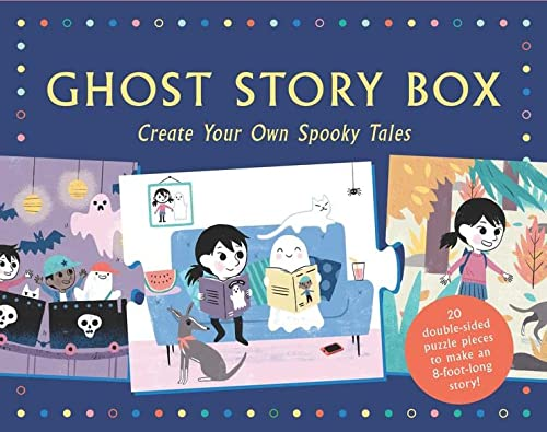 Ghost Story Box: Create Your Own Spooky Tales (Magma for Laurence King) from Laurence