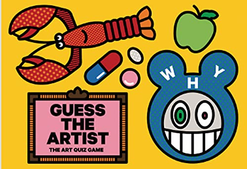 Guess the Artist: The Art Quiz Game from Laurence