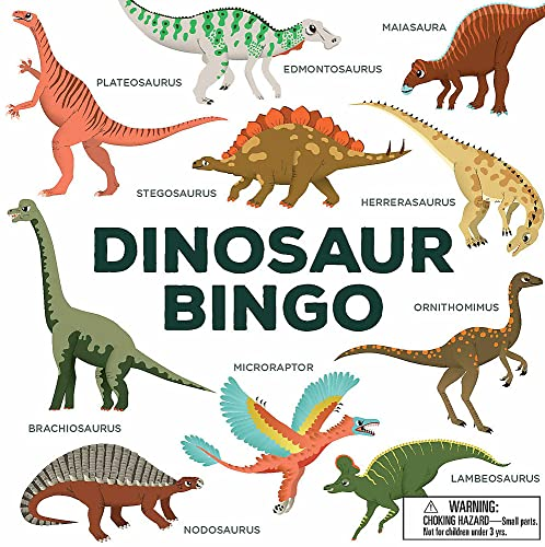 Dinosaur Bingo (Magma for Laurence King) from Laurence
