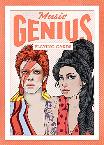Genius Music (Genius Playing Cards) from Laurence