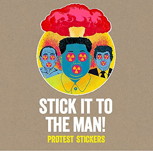Stick it to the Man: Protest Stickers from Laurence